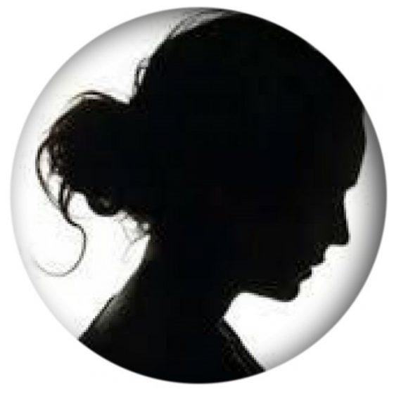 mujer sombra